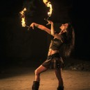 Cassiopeia-Feuershow-Candle1