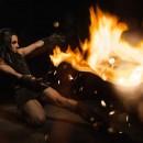 Cassiopeia-Feuershow-Firefl