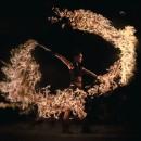 Cassiopeia-Feuershow-Lycopodium
